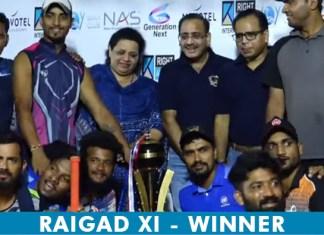 RAIGAD XI WINNER