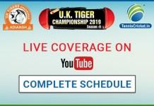 uk tiger 2019 schedule