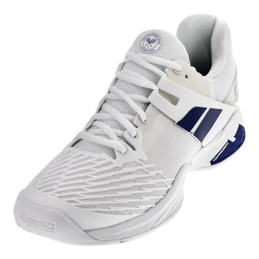 Babolat Men's Propulse All Court Wimbledon Tennis Shoes in ...
