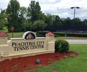 Peachtree City Tennis Center // Setting the Pace from the South