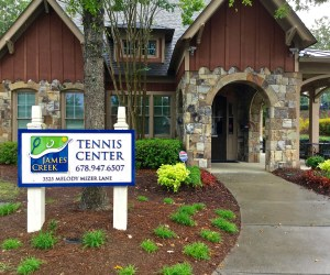 James Creek Tennis Center // Fulfill Your Tennis Aspirations at This Local Arena