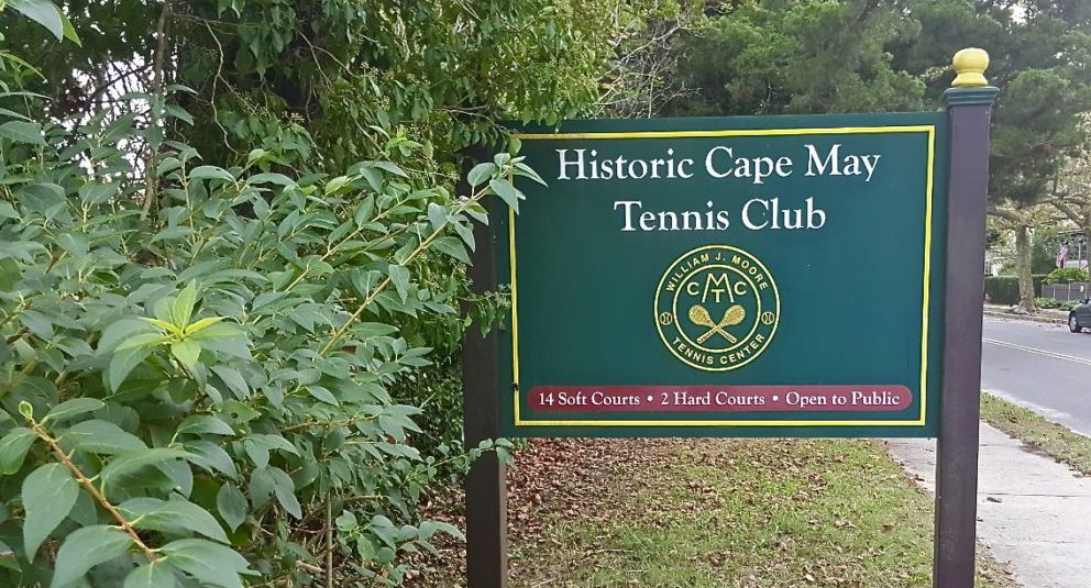 Cape May Tennis Club // New Jersey's Best Kept Tennis Secret With Abundant Historical Ties