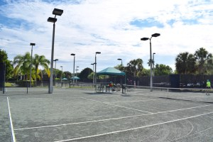 Weston Tennis Center