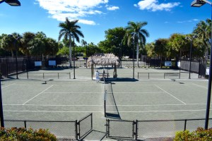 Arthur Allen Tennis Center