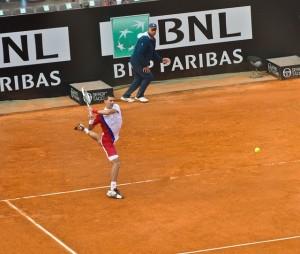 tennis approach shot