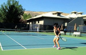 Adult Tennis Camp Reno NV