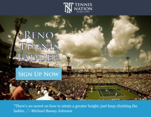 reno tennis ladder