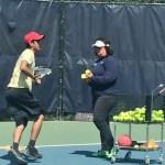 Rosie Bareis Tennis Coach & USPTA Master Professional
