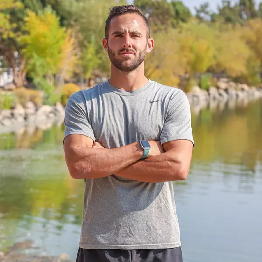 Tennis Pro Fitness Instructor Pickleball Pro Connor Barnard