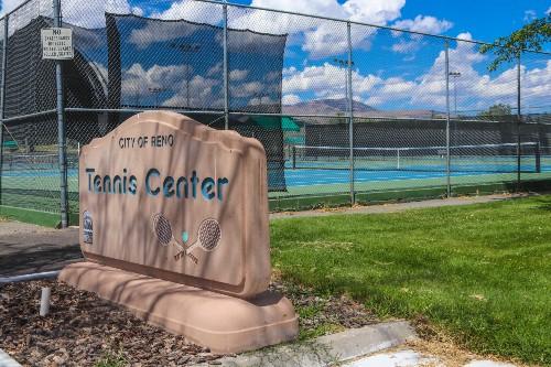 Adult Tennis Reno Tennis Center