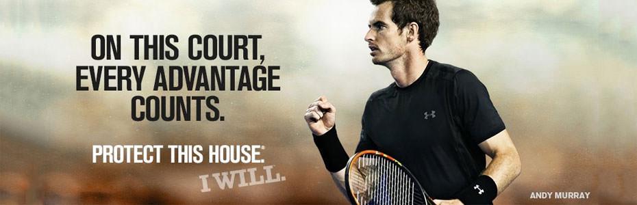 Andy Murray Equipment Amp Clothing Tennisnuts Com
