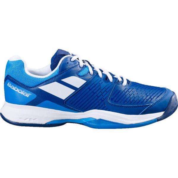 Babolat Mens Pulsion Tennis Shoes - Estate Blue ...