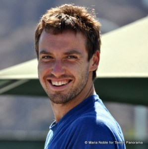 Ernests Gulbis by Maria Noble
