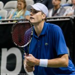 John Isner Survives Denis Kudla to Reach Atlanta Open Final