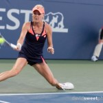 Seeds Radwanska and Stephens Fall at US Open