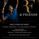 An Evening with Roger Federer and Friends