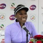 Venus Williams Reaches Dubai Semis