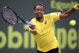 Monfils Courtesy of Wilson