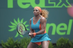 Serena Williams photo ©Sony Open