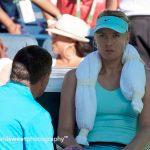 Anastasija Sevastova Knocks Out Maria Sharapova from US Open