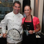 Top Chef Masters Finalist Kerry Heffernan to Host Celebrity Chef Challenge as part of Taste of Tennis Week