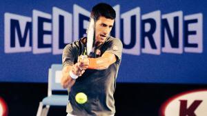 Djokovic melbourne