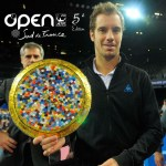 Richard Gasquet Claims Third Open Sud de France Title