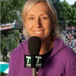 "Roland Garros ""On The Call"" with Tennis Channel Analysts and Tennis Hall of Famers Martina Navratilova and Jim Courier"