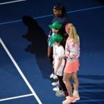 "BNP Paribas Showdown Sees Serena Williams win ""Garden Party"""