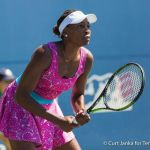15-Venus waits to return serve