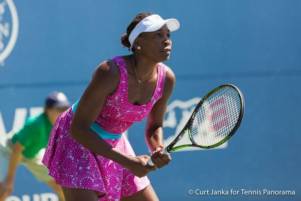 15-Venus waits to return serve