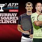 Jamie Murray and Bruno Soares Clinch Year-End No. 1 ATP Doubles Team Ranking