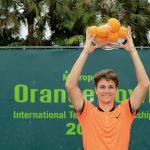 Miomir Kecmanovic Wins Historic Second-Consecutive Orange Bowl Boys' 18s Singles Title