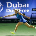 Former Champ Wozniacki and Gold Medalist Puig Advance, While Vandeweghe Loses To Riske in Dubai