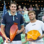 John Isner Wins Fourth Atlanta Open