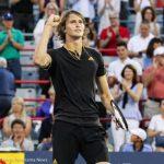 Zverev Ends Shapovalov's Cinderella Run To Reach Montreal Final Where He'll Face Federer