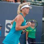Kvitova, Vandeweghe and Bellis Advance at Bank of the West Classic