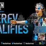 Alexander Zverev First to Qualify for Next Gen ATP Finals