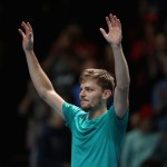 David Goffin Rallies Past Roger Federer and Will Face Grigor Dimitrov in Final of ATP World Tour Finals