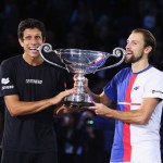 Kubot and Melo Clinch Year-End No. 1 ATP World Tour Doubles Team Ranking