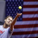 US Davis Cup Team Takes on Serbia in Nis This Weekend