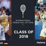Michael Stich and Helena Sukova elected for induction into the International Tennis Hall of Fame