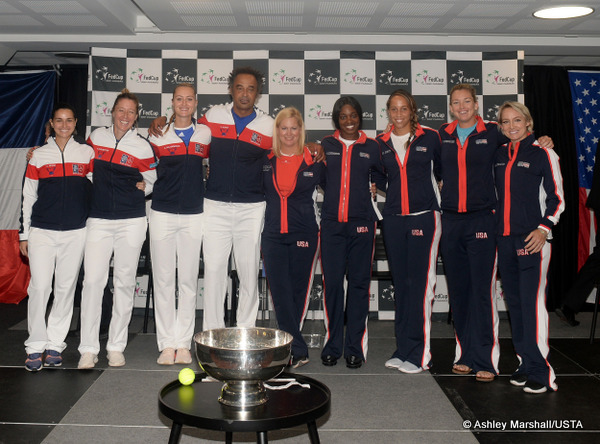 Keys helps United States book Czech Fed Cup final