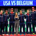 Davis Cup: U.S. Sweeps Belgium Ahead of World Group Semifinals