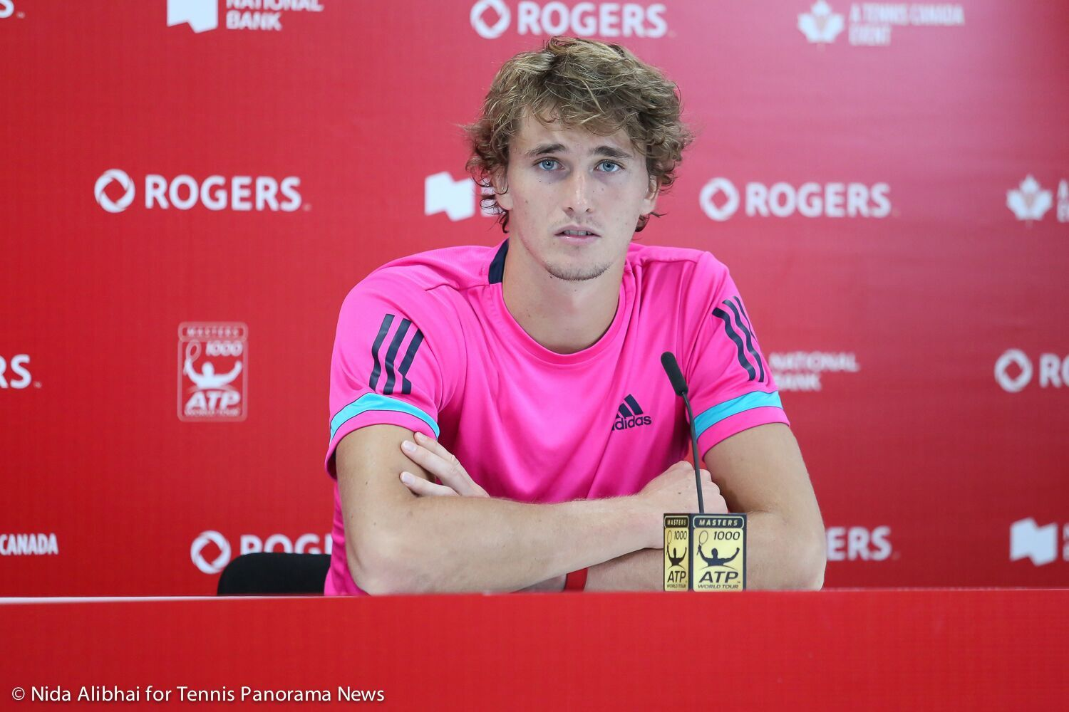 A Zverev news conference