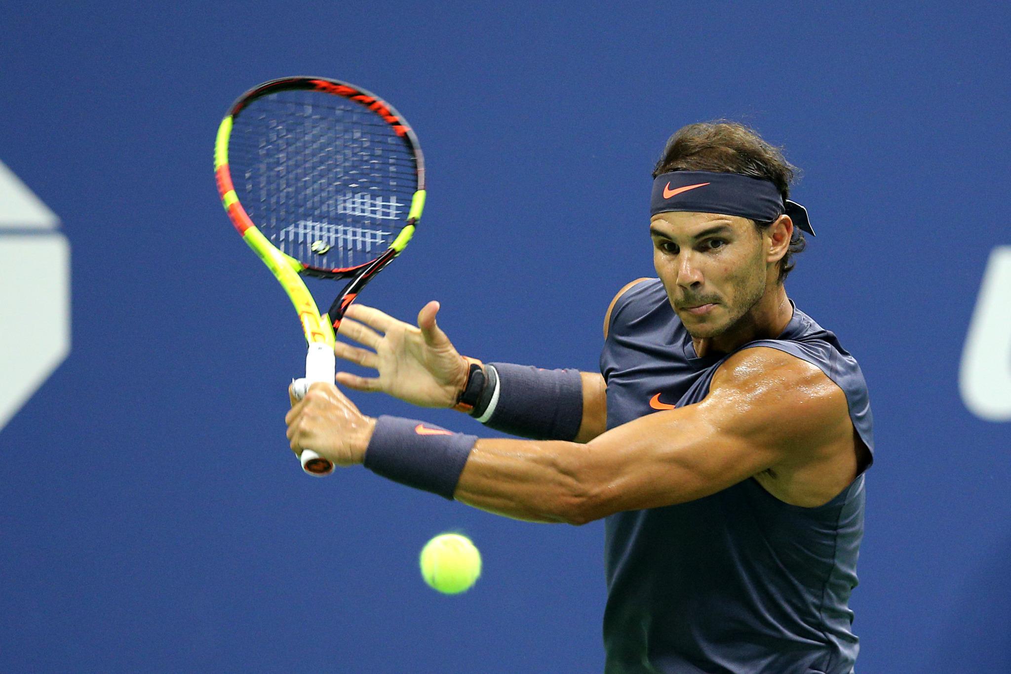 20180829 Rafael Nadal v Vasek Pospisil - Day 3