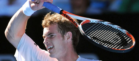 Murray is a  master return of server