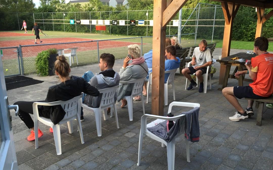 Lesserstoernooi Senioren zaterdagavond 10 december bij Sanjes Sportpark