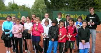 1. Offenen Jugend-Stadtmeisterschaften in Vallendar