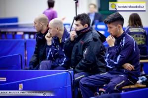 La tensione si taglierà a fette nella panchina della A1 maschile (Max Mocci Fotografia)